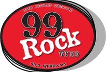99Rock Music / Where It's Always New Rock First! / by Rock Rock