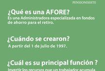 PENSIONISSSTE / Postal Informativa AFORE