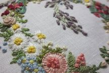 Le Jardin. .fiori in punta d'ago