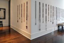 rosarios / by Sandra Daniela Arcajo