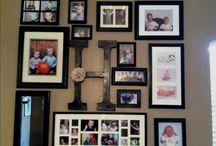 Wall decor and Pics