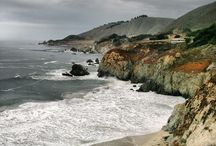 Monterey, California / Monterey, California was one of my favorite places to live.