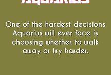 Intovert Aquarius