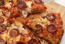 ✽✽ Homemade Pizza
