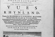Rijnlands fraaiste gezichten, Abraham Rademaker