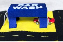Types of car washes / Types of car washes