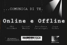Corporate Identity STUDIO389C / Comunica di te. Coordinata 2013 by STUDIO389C www.studio389c.com