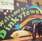 Dinkytown MN / by Kaye George