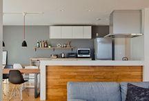 リビング キッチン