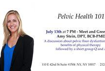 Pelvic Floor / Men, women and children pelvic floor dysfunctions
