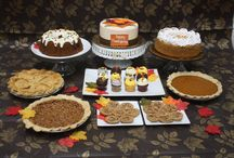 Thanksgiving Pre-Sale 2016 / The holidays are here! Don't miss our Thanksgiving Pre-Sale. Call our stores or download the order form from our website: http://eddascakedesigns.com/thanksgiving-presale/