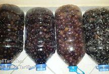 zeytin ve turşu yapımı