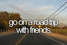 Bucket List  / To do in life