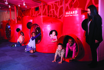 NYC Kids Attractions / Fun places throughout New York to visit with kids.
