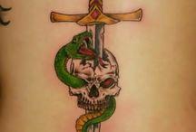League tattoos