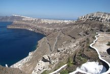 Wine Tours in Santorini / Santorini with its unique volcanic soil and hot Mediterranean climate hosts some of the world's best wines. Take a tour and learn more about the history of this beautiful Aegean island.  http://goo.gl/S2lFDc