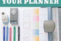 Planner/Journaling