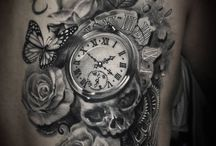 tattoos / by Gaby Rossel