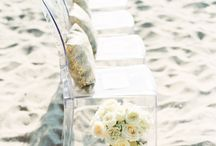 Beach Weddings / Weddings on the beach can be beautiful - especially if you plan to get married on the Greek Islands!