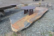 Big Slate / Custom made Slate tables that we have commissioned so far...