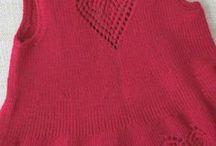 красный сарафан