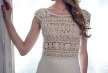 Cap Sleeve Bridal Gowns