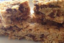 Recipes - Muesli/Granola Bars