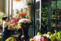 flower display shelf