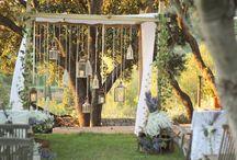 La Floreria | Ceremonias / Decoración floral y puesta en escena de Ceremonias civiles y religiosas para Bodas con encanto.