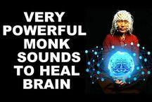Brain healing sounds