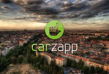 carzapp / carzapp is the first private car sharing platform in Europe, to provide a hardware solution (ZappKit), which was developed specifically for the purpose. Our ZappKit allows individuals to rent out their cars spontaneously without manually handing over the keys and earn money with them when they are not in use. Vehicles can easily be opened and closed with your own smartphone.