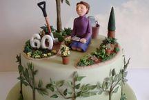 Cakes for Grandpa