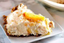 dessert cream pies