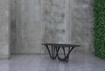 G COLLECTION / We've created a new way of generating bionic objects. With parametric and generative design we are able to create endles generations of new products and constructions. We are introducing G-Table!