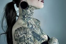 tattooed  folk