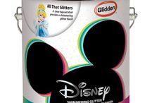 A splash of Disney magic / Giggles... Lots of giggles...