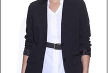 Tailleur grande taille et veste de tailleur  / Tailleur pantalon, pantacourt ou jupe adaptés aux rondeurs des femmes, chaque article est conçu pour une parfaite aisance au niveau de la taille, de la poitrine et des fesses pour être une femme ronde classique et chic.