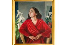 Fine Arts / Highlights from the Fine Art collection at MTG Hawke's Bay, Napier New Zealand. http://www.mtghawkesbay.com/