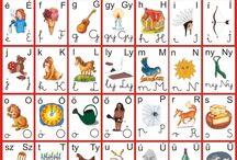 betűk tanulásához