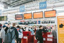 Inaugurační let easyJet Praha - Řím / První let na nové lince Praha - Řím 28.3. Podívejte se!