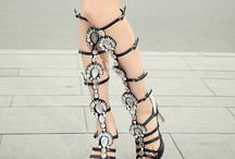 I Love My High heel Shoes