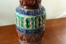 Bay Keramik 92-17 (1975-77) vase