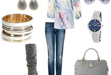 My kind of fashion / by Patti DelValle