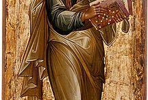 Απόστολος Ματθαίος -Saint Matthew