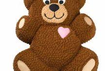 Benjamin word 1 / Teddy bear birthday party,,