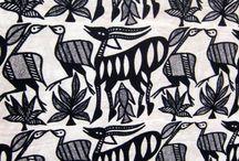 Afrika-tekstiler