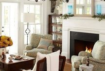 Sophisticated cottage style