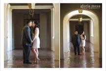 Pasadena Athenaeum Engagement Session / Weddings at Athenaeum and Engagement sessions in Pasadena by Gloria Mesa Photography