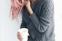 Pastel hår