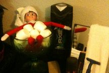 Bae our Bad Ass Elf on the shelf! / by Kimberlee Merrill Hernandez